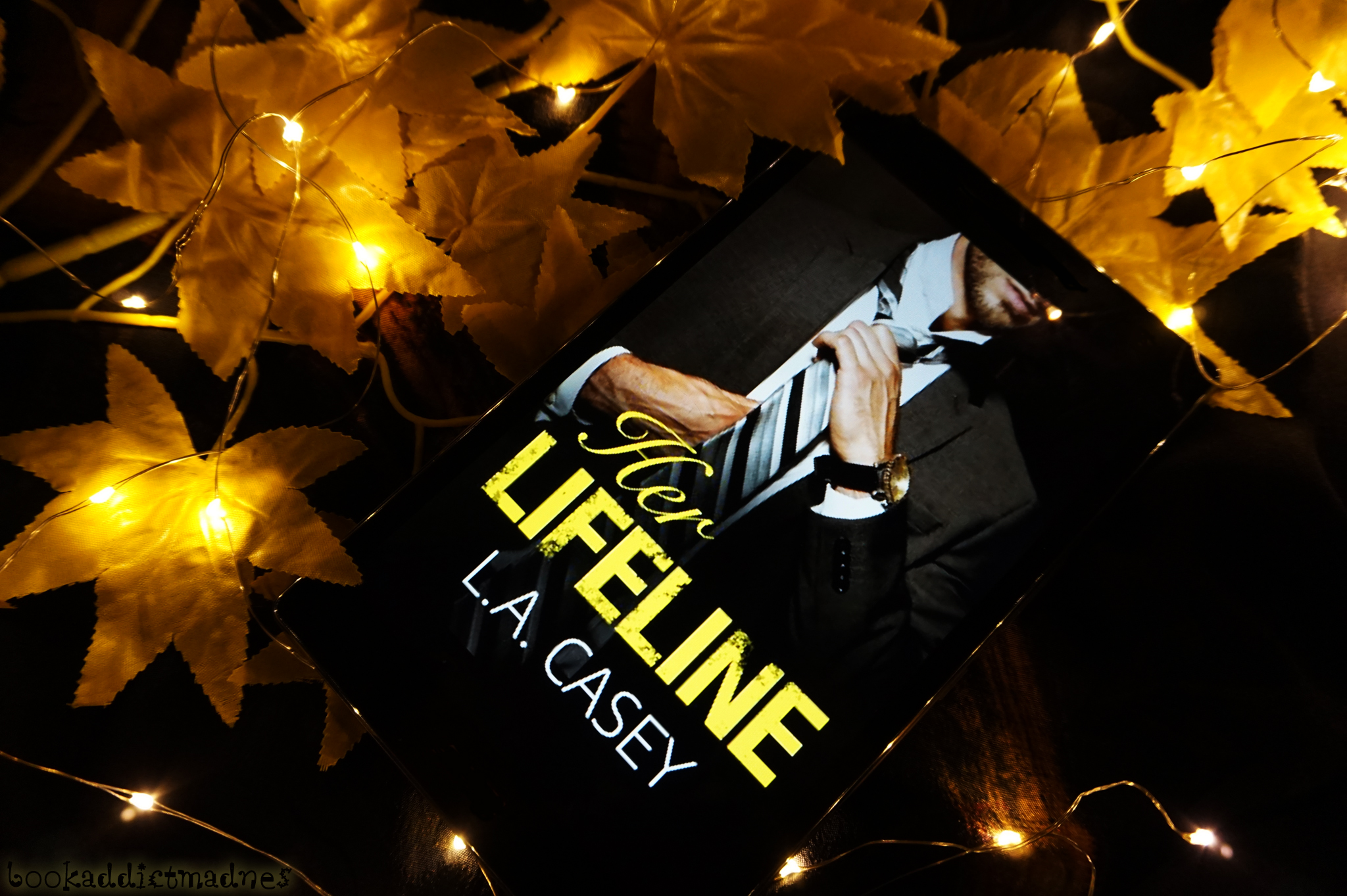 Her Lifeline by L.A. Casey