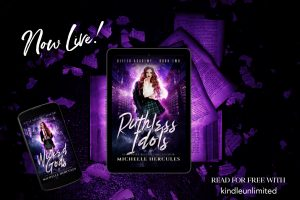 Ruthless Idol by (Gifted Academy #2) by Michelle Hercules