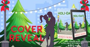 Cover Reveal!!! Holidate by Monica Murphy