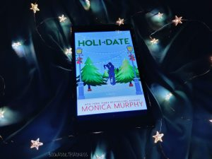 REVIEW!!! HOLIDATE by Monica Murphy