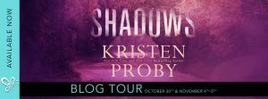 BLOG TOUR!!! Shadows by Kristen Proby