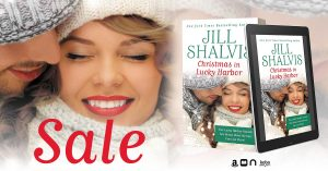 SALE!!! Christmas in Lucky Harbor by Jill Shalvis