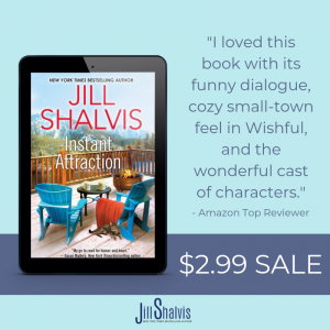 SALE!!! Instant Attraction by Jill Shalvis