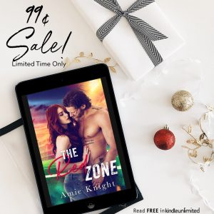 SALE!!! The Red Zone by Amie Knight