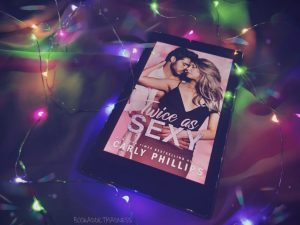 REVIEW!!! Twice As Sexy by Carly Phillips