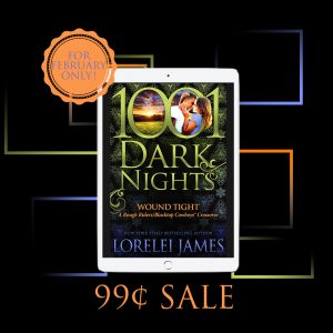 SALE!!! Wound Tight by Lorelei James