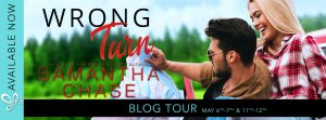 BLOG TOUR!!! Wrong Turn by Samantha Chase
