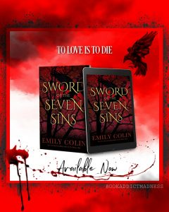 AVAILABLE!!! Sword of The Seven Sins by Emily Colin