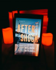 REVIEW & EXCERPT!!! Aftershock by Judy Melinek and T.J. Mitchell