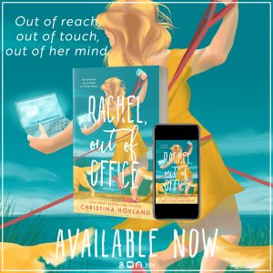 RELEASE BLITZ!!! Rachel, Out of Office by Christina Hovland