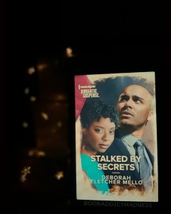 REVIEW & EXCERPT!!! Stalked by Secrets by Deborah Fletcher Mello