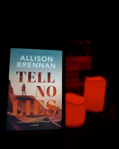 REVIEW & EXCERPT! Tell No Lies by Allison Brennan