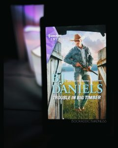 REVIEW & EXCERPT!!! Trouble In Big Timber by B.J. Daniels