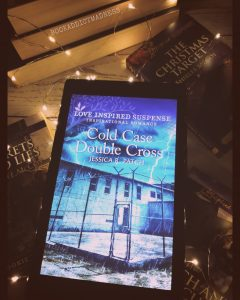 REVIEW & EXCERPT!!! Cold Case Double Cross by Jessica R. Patch