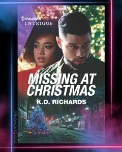 EXCERPT!!! Missing at Christmas by K.D. Richards