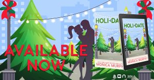 Release Blitz!!! HOLIDATE by Monica Murphy