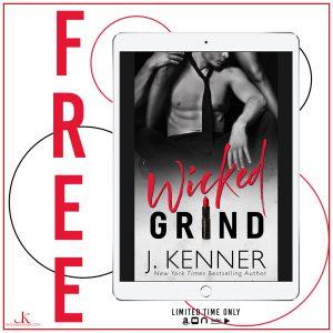 FREEBIE!!! Wicked Grind by J. Kenner
