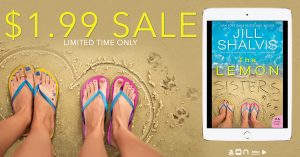 SALE!!! The Lemon Sisters by Jill Shalvis