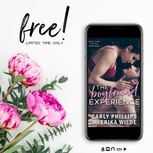 FREEBIE!!! The Boyfriend Experience by Carly Phillips and Erika Wilde