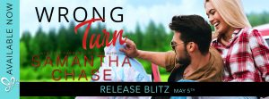 RELEASE BLITZ!!! Wrong Turn by Samantha Chase