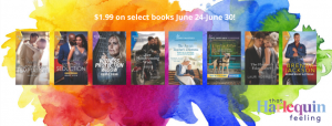 SALE!!! Harlequin Series ebook (June 24-30, 250 titles)