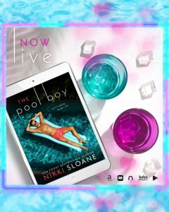 RELEASE BLITZ!!! The Pool Boy by Nikki Sloane