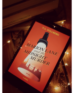 REVIEW & EXCERPT!!! Marion Lane and The Midnight Murder by T.A. Willberg