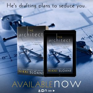 Release Blitz!!! The Architect by Nikki Sloane