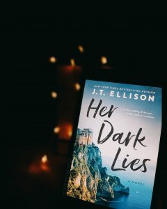 REVIEW & EXCERPT!!! Her Dark Lies by J.T. Ellison